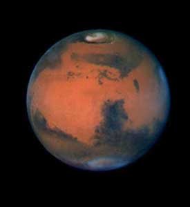 Mars Photo Credit: NASA