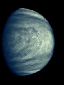 Venus Photo Credit: NASA